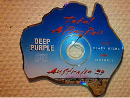 Deep Purple - Black Night (live Australia 1999)