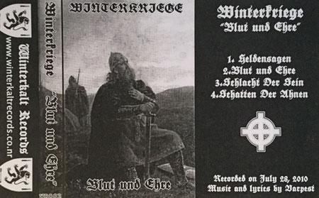 Winterkriege - Blut und Ehre