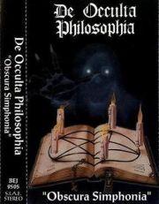 De Occulta Philosophia - Obscura Simphonia