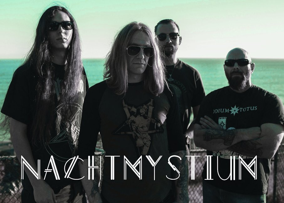 Nachtmystium members (Click to see larger picture)