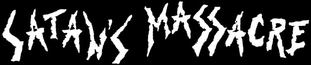 Satan's Massacre - Logo
