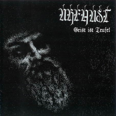 Geist ist Teufel cover (Click to see larger picture)