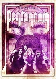 Pentagram / Death Row - All Your Sins: Video Vault