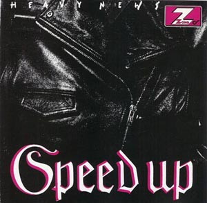 Merlin / Headless / Hardholz - Speed Up - Heavy News
