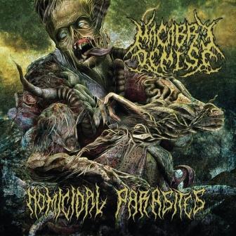 Macabre Demise - Homicidal Parasites
