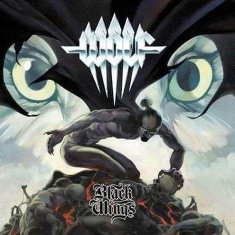 Wolf - Black Wings