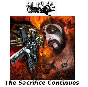 Luciferian Insectus - The Sacrifice Continues