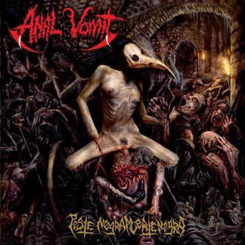 Anal Vomit - Peste negra, muerte negra