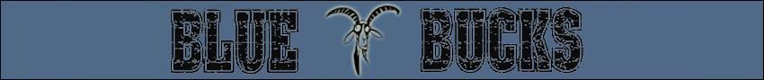 Blue Bucks - Logo