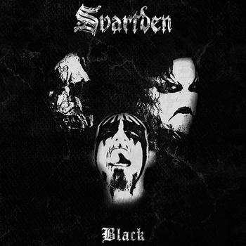 Svartden - Black
