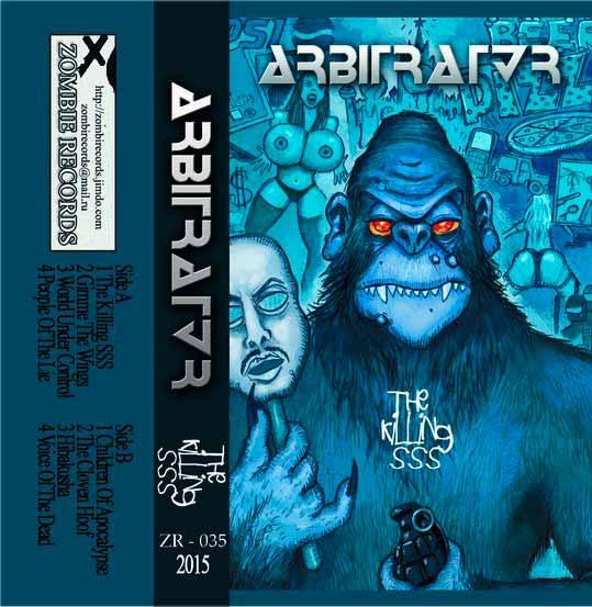 Arbitrator - The Killing SSS
