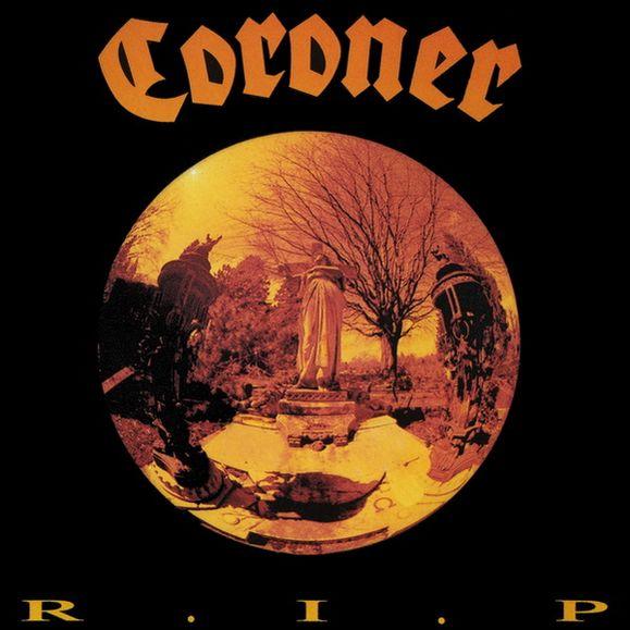 Coroner - R.I.P.