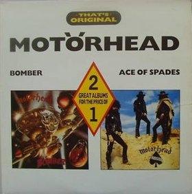Motörhead - Bomber / Ace of Spades