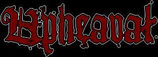 Upheaval - Logo
