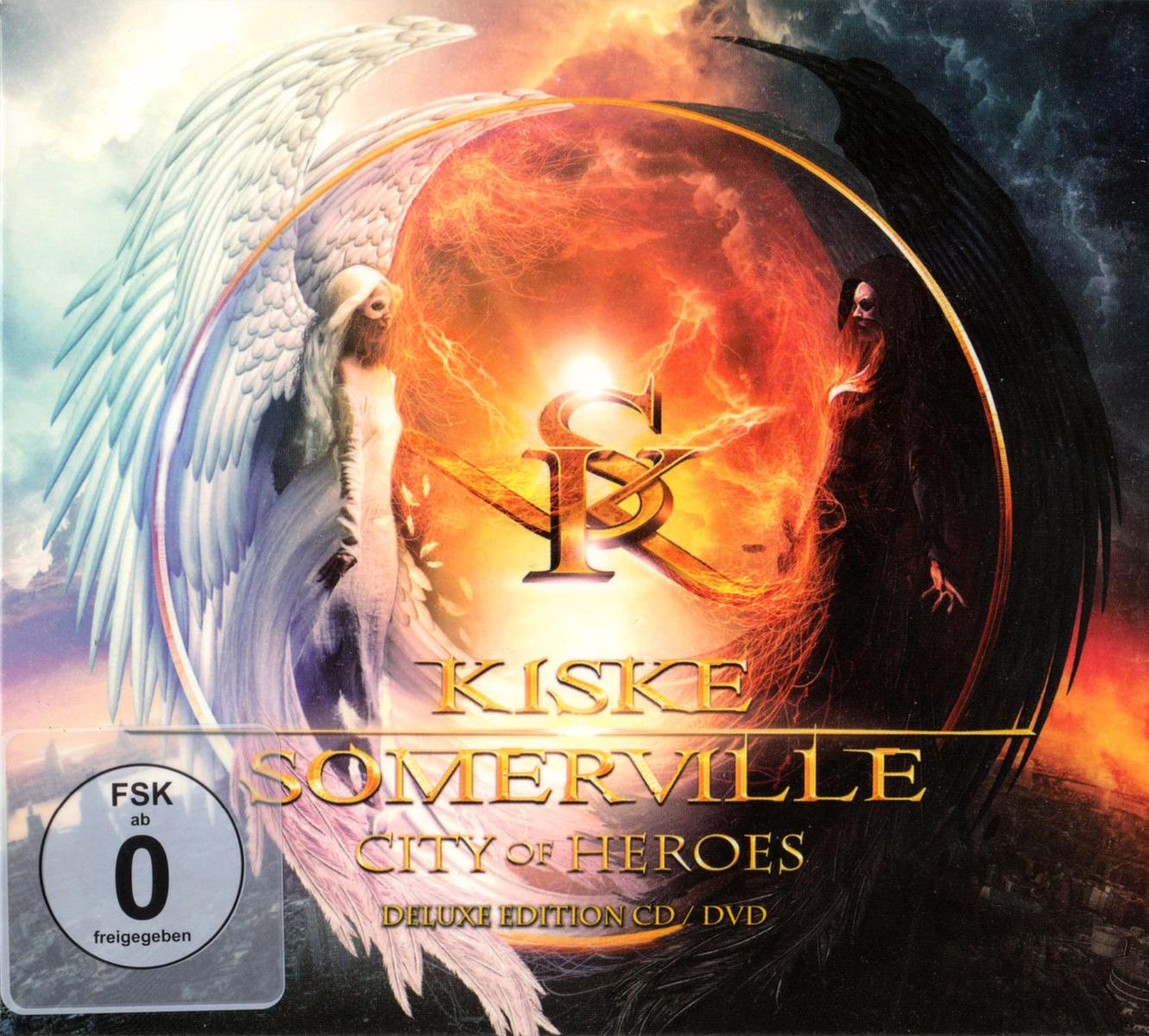 Kiske / Somerville - City of Heroes