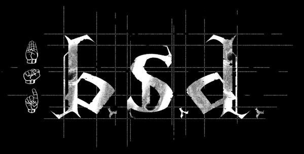 B.S.D. - Logo