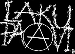 Lakupaavi - Logo