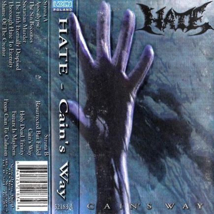 Hate - Cain's Way