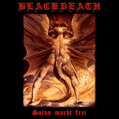 Blackdeath - Satan macht frei