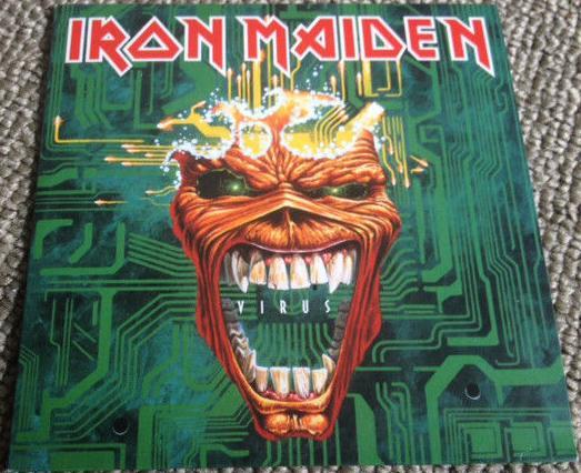 Iron Maiden - Virus