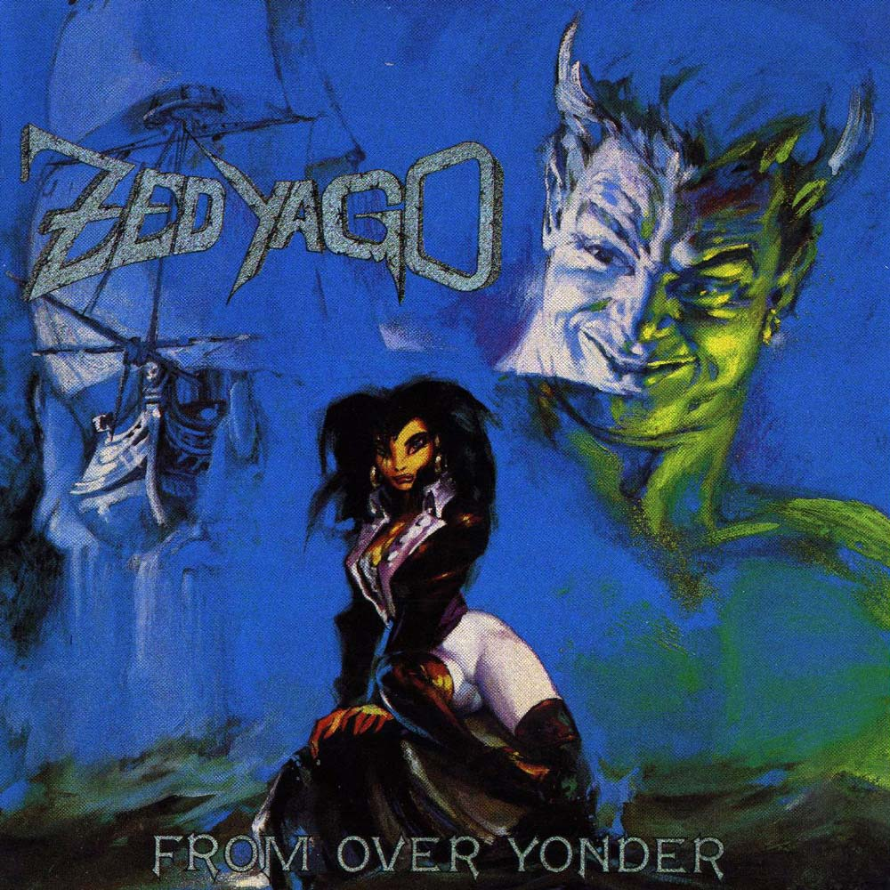 Zed Yago - From over Yonder