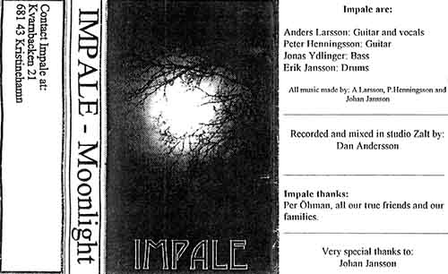 Impale - Moonlight