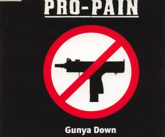 Pro-Pain - Gunya Down