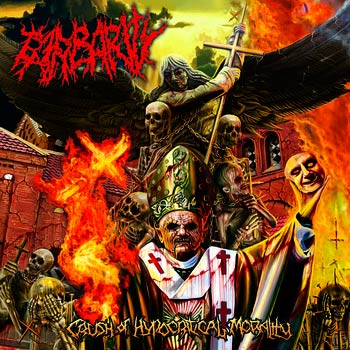 Barbarity - Crush of Hypocritical Morality