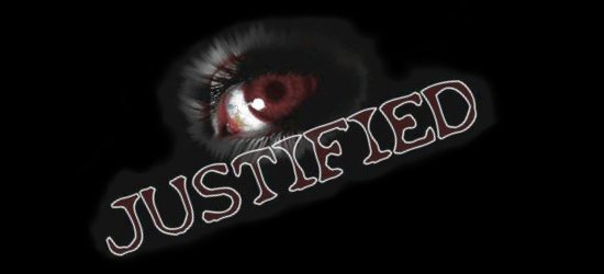Justified - Logo