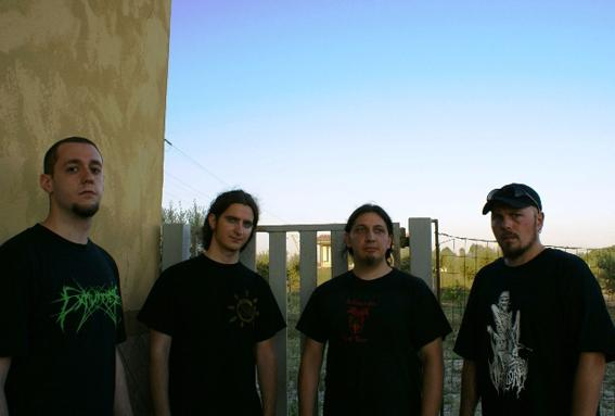 Stench of Dismemberment - Photo