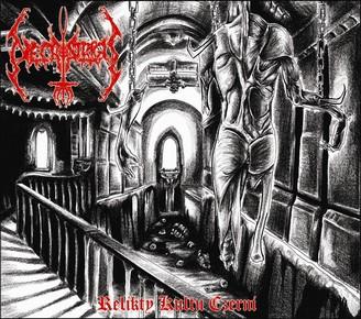 Necrostrigis - Relikty kultu czerni