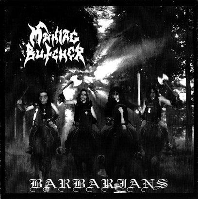 Maniac Butcher - Barbarians