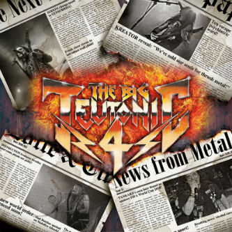 Destruction / Kreator / Sodom / Tankard - The Big Teutonic 4 - Part II