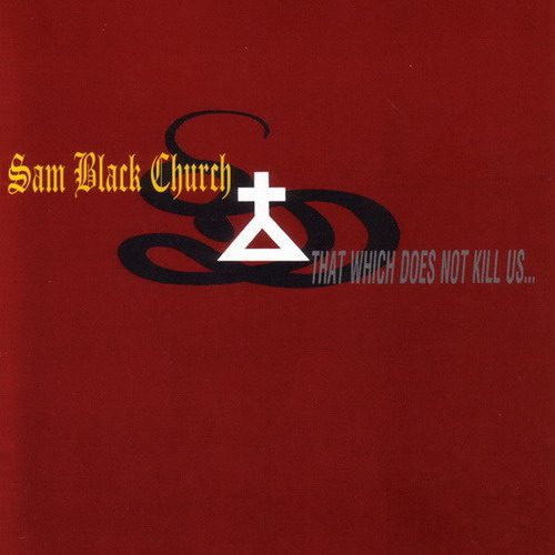 Sam Black Church - That Which Does Not Kill Us.... Makes Us Stronger