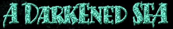 A Darkened Sea - Logo