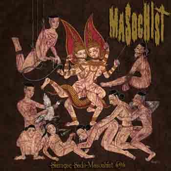 Masochist - Siamese Sado-Masochist 696