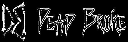 Dead Broke - Logo