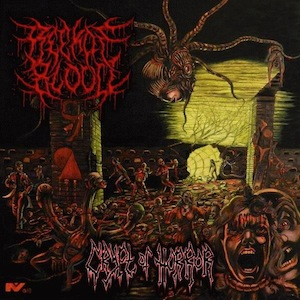 Reek of Blood - Crypt of Horror
