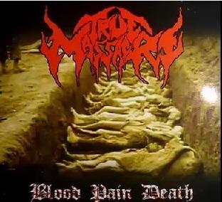 True Massacre - Blood Pain Death