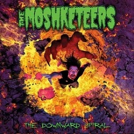 The Moshketeers - The Downward Spiral