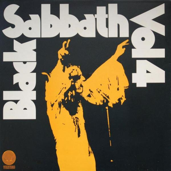 Black Sabbath Vol. 4 (1972)