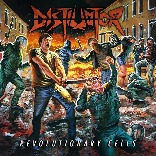 Distillator - Revolutionary Cells