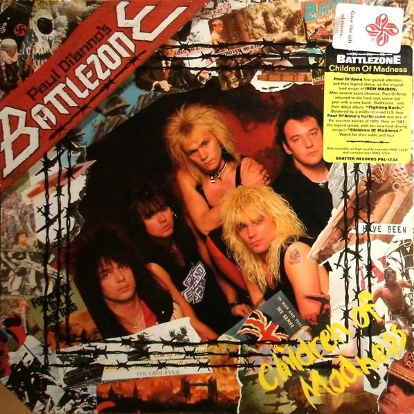Battlezone - Children of Madness