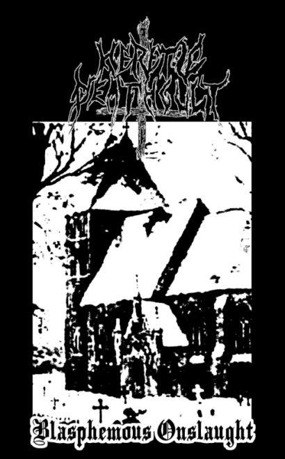 Heretic Deathcult - Blasphemous Onslaught