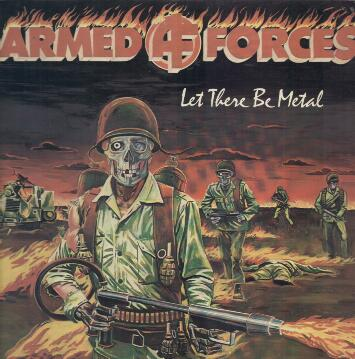 Armed Forces - Let There Be Metal