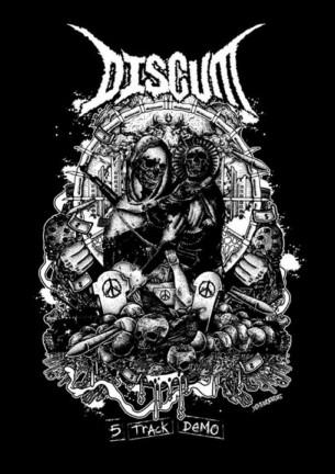 Discum - 5 Track Demo
