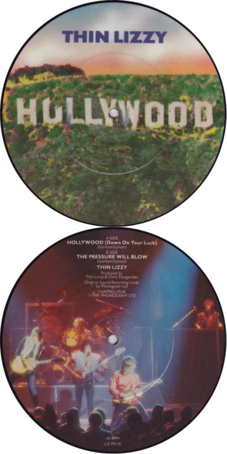 Thin Lizzy - Hollywood (Down on Your Luck)