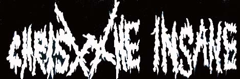 Christ the Insane - Logo