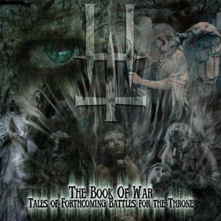 Hellishthrone - The Book of War - Tales of Forthcoming Battles for the Throne