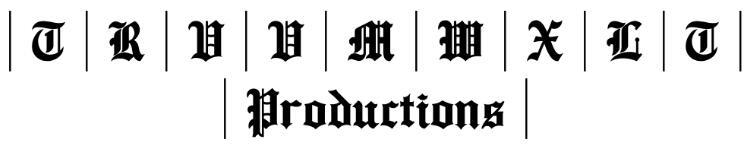Trvvmwxlt Productions